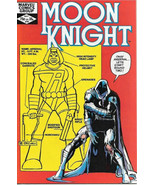 Moon Knight Comic Book #19 Marvel 1st Arsenal NEW UNREAD FINE+ - $10.69