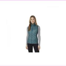 32 Degrees Women's Vest Packable Lightweight Hand Pockets S/Cold Green - $39.99