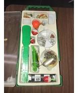 Tackle Box Kit Hooks Anchors Bobbers - $8.04