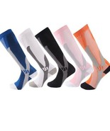 HH One Pair Compression Socks Calf Support Men Women 15-20mmHg - $5.59