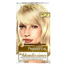NEW L'Oreal Superior Preference Les Blondissimes LB01 Extra Light Ash Blonde - $6.88