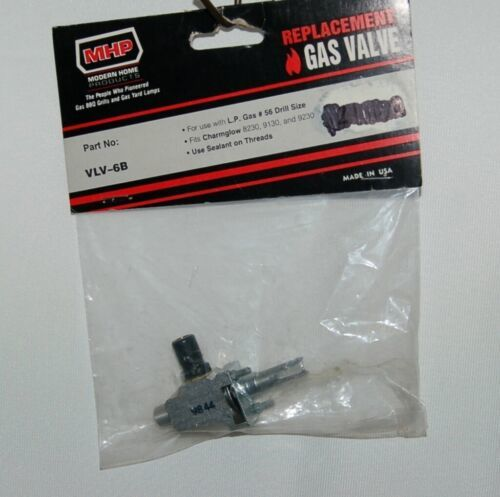 Modern Home Products VLV6B Replacement Valve LP Gas 56 Drill Size