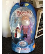 Memory Lane Rudolph The Red Nosed Reindeer Casual Santa Misfit Nesting D... - $34.99