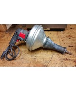 Ridgid Kollman Pipe And Drain Cleaning Model K-37 with 25 ft. cable. - $173.25