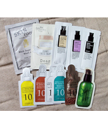 30 Piece Mixed Korean Samples + Deluxe Size Skincare Sampler - $36.00