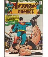 DC Action Comics #372 The Masked Superman Clark Kent Supergirl Metropolis - $11.95