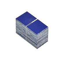 AOSHIKE 100pcs 0.12W 0.5V 0.24A 39x19mm/1.53x0.75inch Micro Solar Cells ... - €16,22 EUR