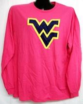 West Virginia Mountaineers Heliconia Long Sleeve Shirt Medium - $14.73