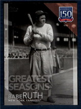 2019 Topps 150 Years of Professional Baseball #150-146 Babe Ruth NM-MT I... - $1.97