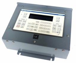SQUARE D 52046-434-50 C1700 DATA ENTRY PANEL MAGELIS XBT-PM027110 5204643450
