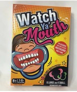 Watch Ya Mouth The Authentic Mouthguard Party Game Family Game Night New... - $23.75