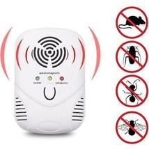 RundA Ultrasonic Pest Repellent Electronic Pest Repeller Control for Mos... - $18.25