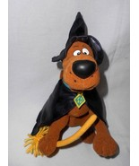 Scooby Doo Small Witch Halloween Costume Plush Stuffed Animal Soft Toy A... - $11.86