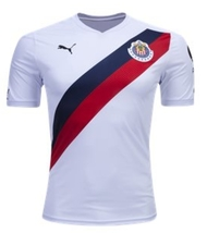NWT CHIVAS DE GUADALAJARA  FAN THIRD JERSEY SEASON 2016-2017 SIZE S TO XL - $49.99