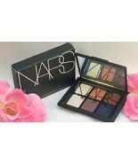 New NARS Eyeshadow Palette # 9947 6 Shades Smokey Eye Shadows & Glitter - $34.99