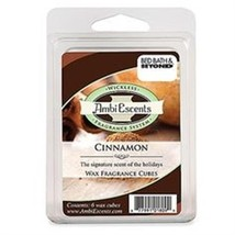 AmbiEscents x3 Packs Cinnamon Stick Cubes Air Room Freshener Odor Remover - $6.99