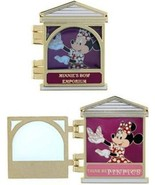 Disneyland Funny Business Minnie Mouse Bow Emporium Limited Edition 1000... - $16.65
