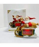 Hallmark Keepsake Ornament Countdown to Christmas W/Magic Light and Soun... - $16.83