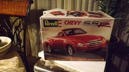 7#   New bagged 1/25 REVELL CHEVY SSR MODEL CAR KIT - $19.79