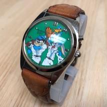 Vintage Armitron Musical Warner Bros Cartoon Characters Quartz Watch~New... - $18.55