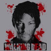 The Walking Dead T-shirt Daryl Dixon III Zombie horror TV show 100% cotton tee image 2
