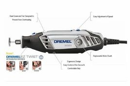 Dremel Rotary Tool 3000-N/10 with 10 Accessories Kit Variable Speed 220V image 4