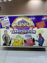Cranium Turbo Edition 2004 Board Game Special Edition Complete Family Tr... - $28.01