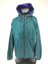 Helly Hansen green windbreaker jacket mens XL - $31.18