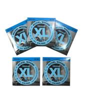D'Addario Guitar Strings 5-Packs EXL150H Electric Light - $31.11