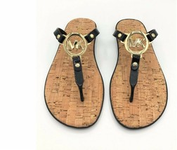 Brand New Michael Kors Charm Jelly PVC Sandals Women's 10 - $39.60