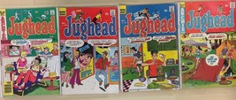 JUGHEAD lot of (4) issues (1969-1976) Archie Comics VG+ - $9.89