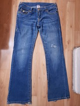True Religion Women's Blue Jeans Size 28 - $80.00