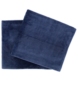 Pine Cone Hill Selke Fleece King Blanket - Indigo Blue - $144.00