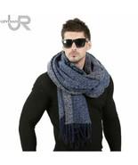 URGENTMAN® Scarf Newest 70cm*200cmMen Fashion Design Scarves Winter Wool... - $16.36