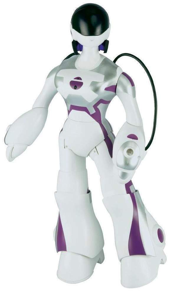 "WowWee FemiSapien Humanoid Robot 15"" Large VHTF 8001"
