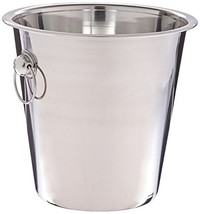 Winco WB-4 4 Quart Wine Bucket - $14.71
