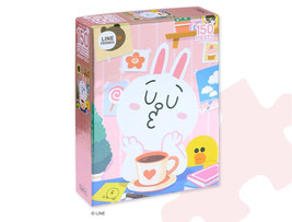 LINE Friends Imagination Metal Jigsaw Puzzle 150 pcs Character Hobby Toy... - €18,11 EUR