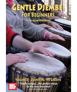 Gentle Djembe For Beginners,Vol 2 DVD/Alan Dworsky - $13.99