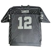 Vintage Reebok Rich Gannon Oakland Raiders Jersey Size XXL Football Las ... - $59.35