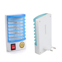 Catch Flys Insects Bugs Mosquito Zapping Power Plug Socket good night sl... - $7.00