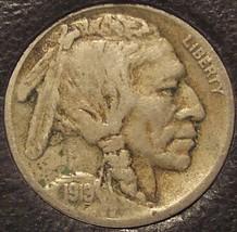 1919-S Buffalo Nickel Fine+ #0322 - $39.99