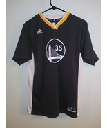 Adidas Kevin Durant #35 Golden State Warriors Alternate Jersey Youth Siz... - $19.79