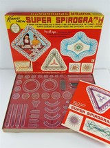 Kenner's SUPER SPIROGRAPH Plus #2400 1969 Factory Sealed - $98.01