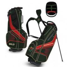 Minnesota Wild Golf Stand Bag - $149.95