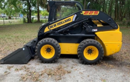 2014 NEW HOLLAND L225 For Sale In Jupiter, Florida 33458 image 5