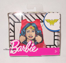 New Barbie Doll Wonder Woman Tank Top for Gift Play or OOAK - $5.00