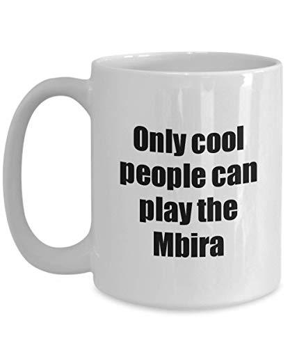 Primary image for Mbira Player Mug Musician Funny Gift Idea Gag Coffee Tea Cup 15 oz