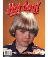 1983 Scholastic Children's Hot Dog Magazine #18 Ricky Schroder - Basebal... - $9.89