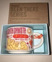 NEW Starbucks South Dakota Been There Ornament 2 oz Shot Cup 2018 Mug - $22.77