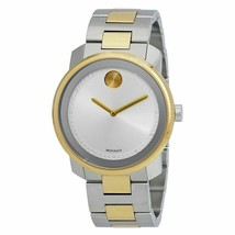 Latest Movado Men's 3600431 Bold Chronograph Two-Tone Stainless Steel Watch - $470.25